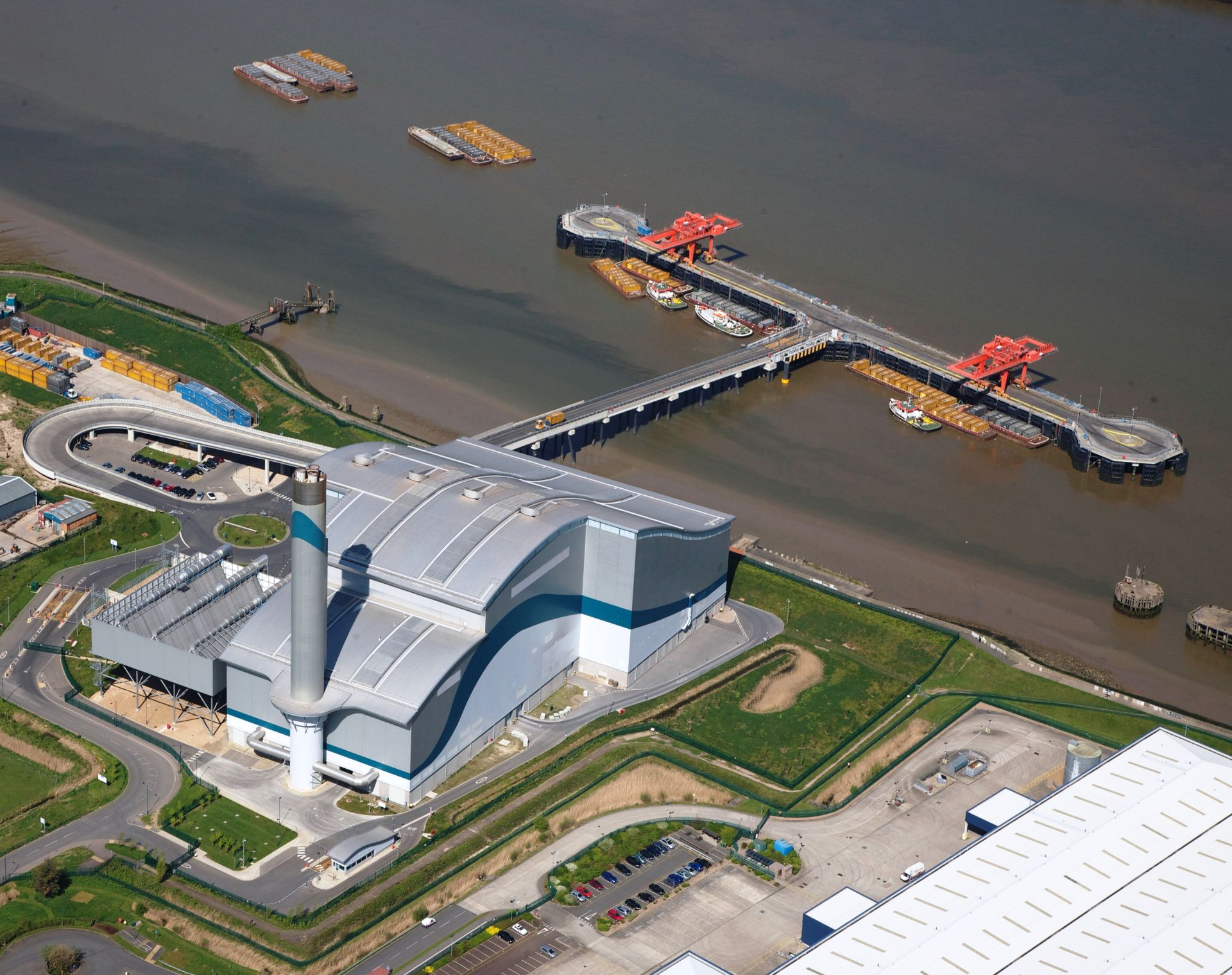 Read more about the article Waste to Energy – energia de resíduos em Londres