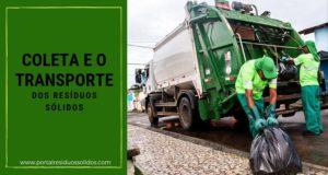 Coleta e o transporte de resíduos sólidos no Brasil