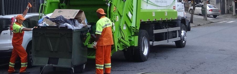 Como realizar a coleta e o transporte dos resíduos