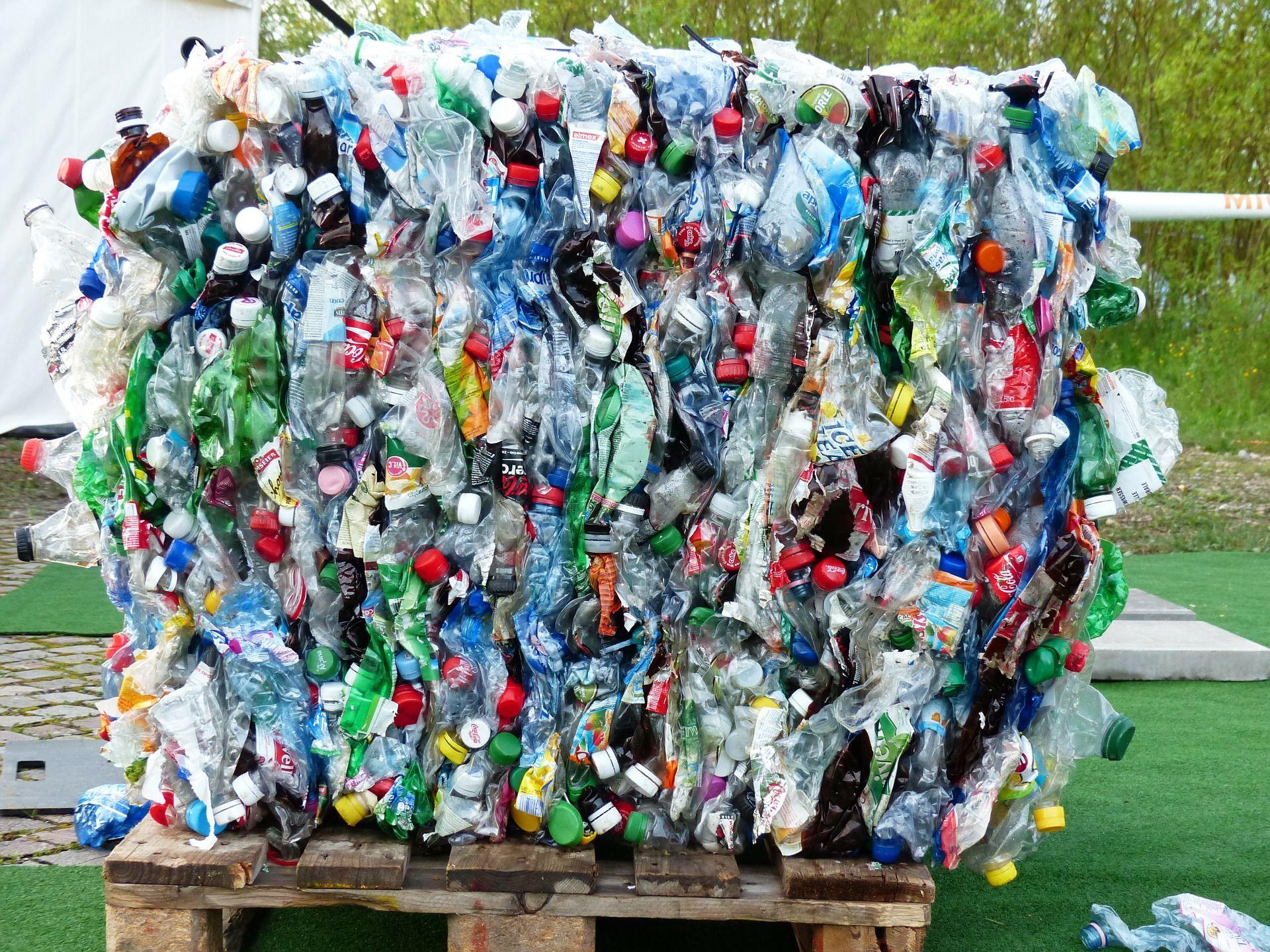 Usina de Reciclagem de plásticos em Juazeiro do Norte-CE Brasil