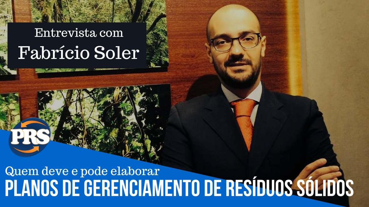 Read more about the article Quem deve e pode elaborar Planos de Gerenciamento de Resíduos Sólidos